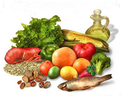 La dermatitis seborreica y la dieta