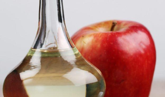 El vinagre de manzana sirve para crecer el cabello
